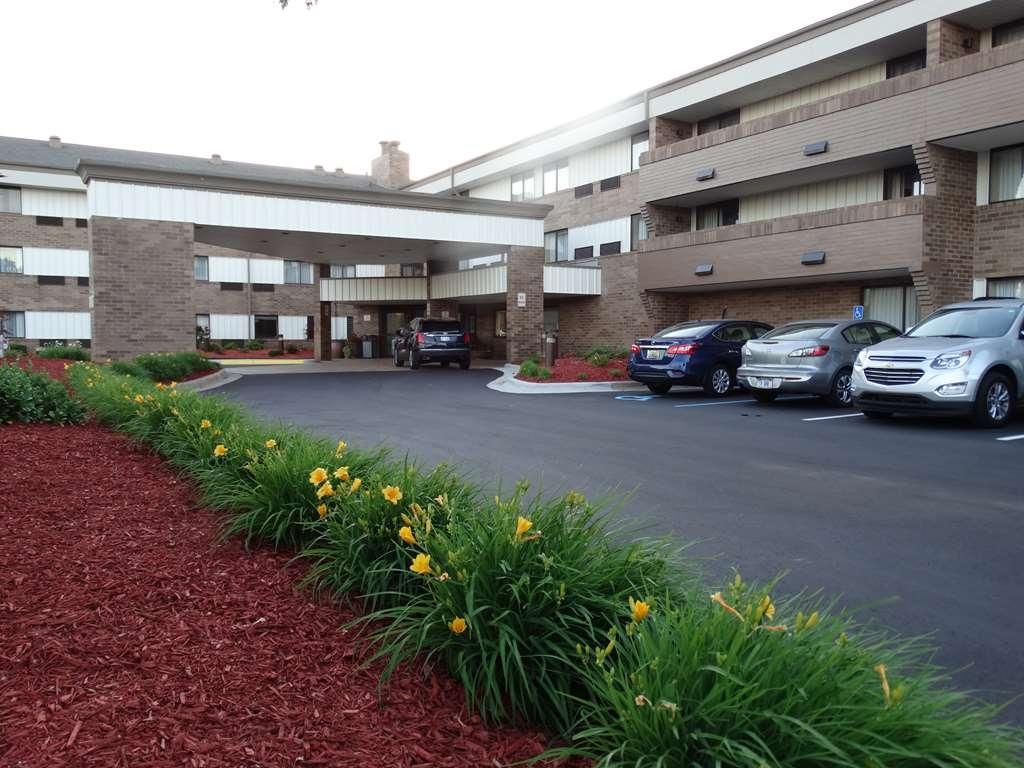 Best Western Warren Hotel - Facciata dell'albergo