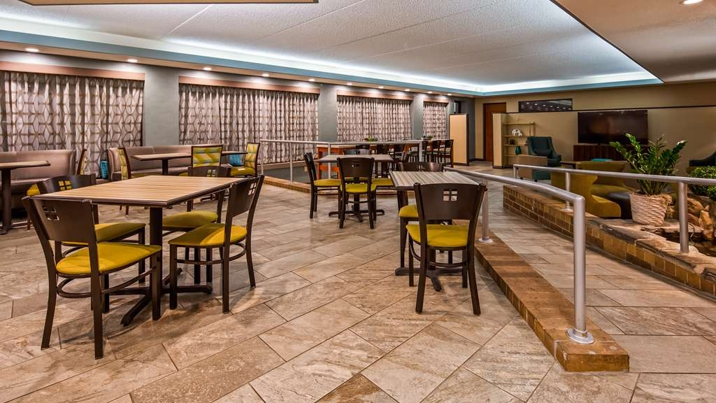 Best Western Warren Hotel - Restaurant / Gastronomie