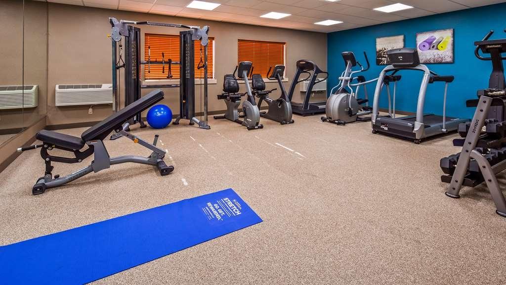Best Western Warren Hotel - Fitnessstudio