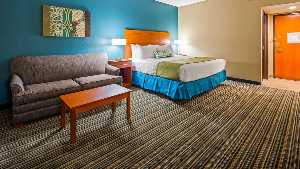 Best Western Warren Hotel - Gästezimmer/ Unterkünfte