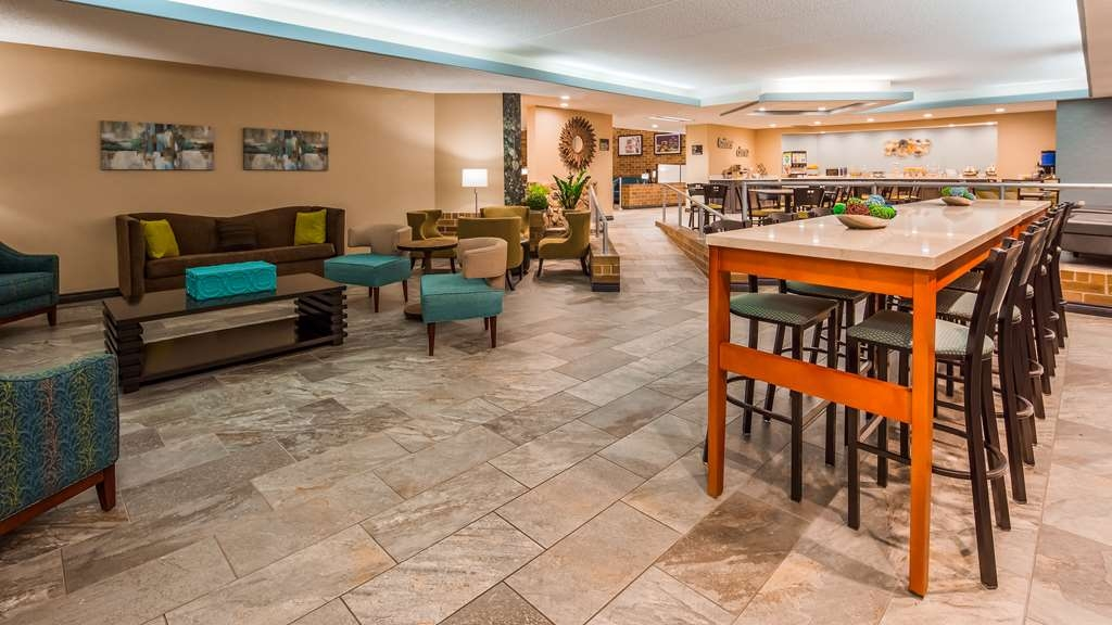Best Western Warren Hotel - Hall