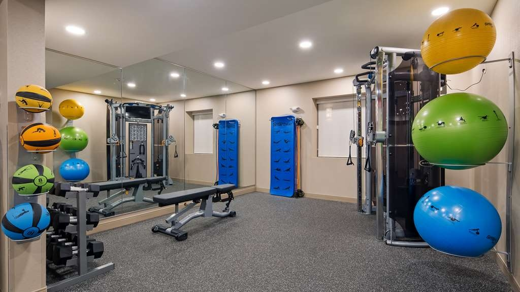 Best Western Plus Superior Inn - Stay active in our fitness center with a variety of equipment.
