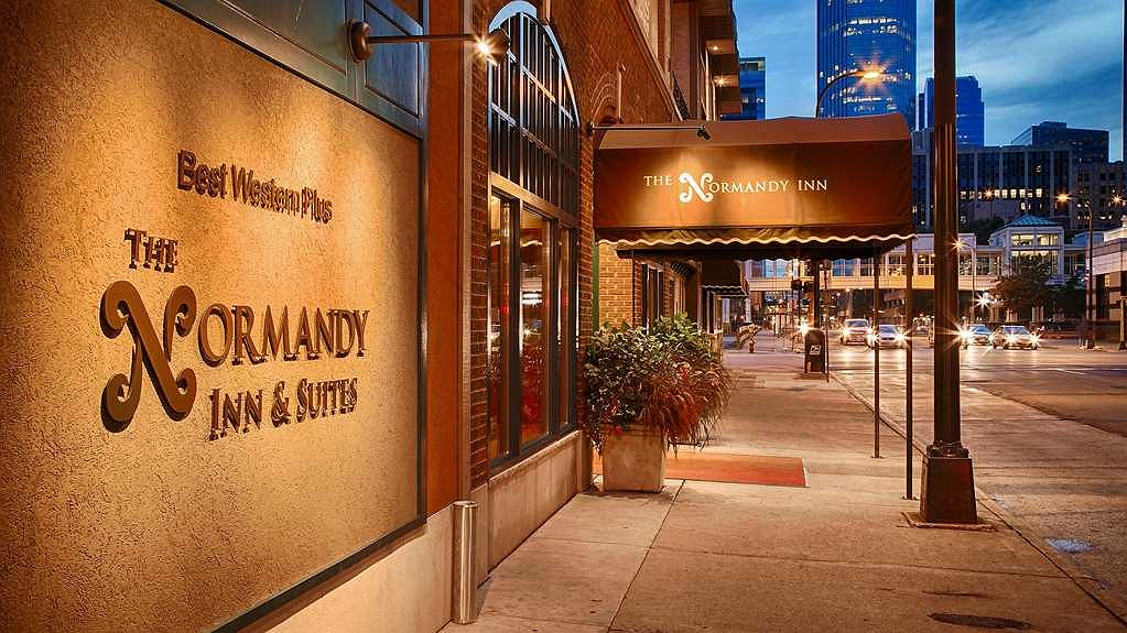 Hotel In Minneapolis Best Western Plus The Normandy Inn Suites