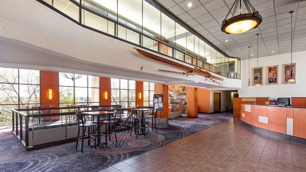 Best Western Plus Dakota Ridge - Be sure to stop by our front desk for help with check in/out.