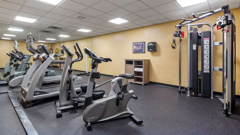 Best Western Plus Dakota Ridge - No need to take a break from your fitness routine when you stay with us.