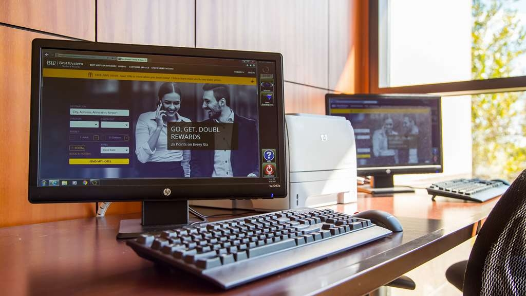 Best Western Plus Dakota Ridge - Stay productive during your time away in our business center.