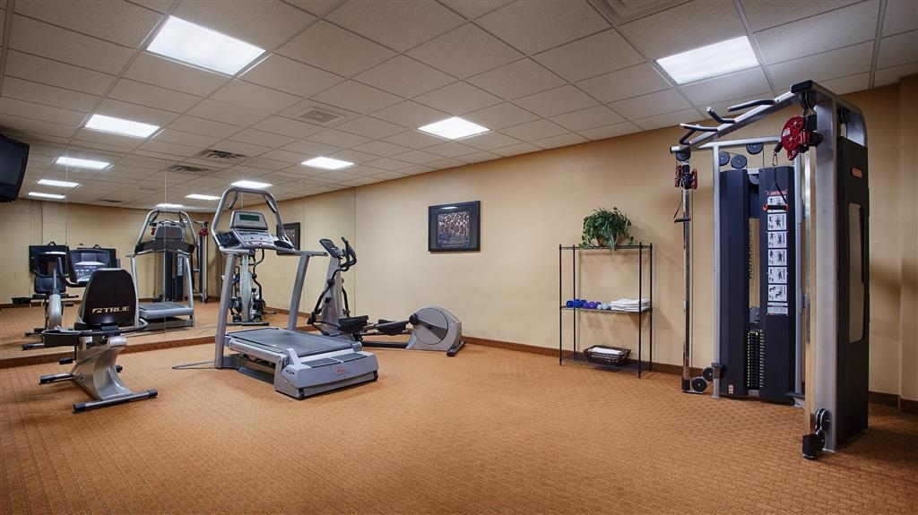 Best Western Plus Dakota Ridge - Centro fitness