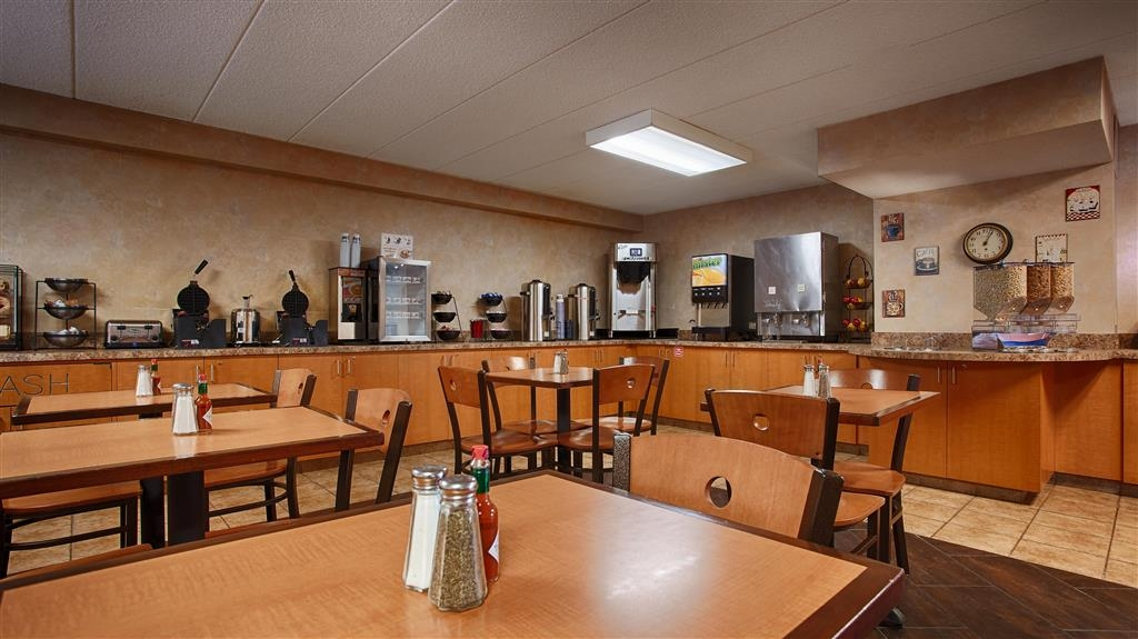 Best Western Plus Dakota Ridge - Area colazione
