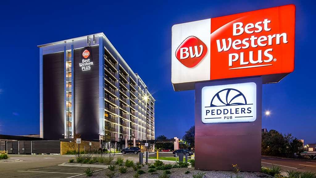 Best Western Plus Capitol Ridge - Area esterna