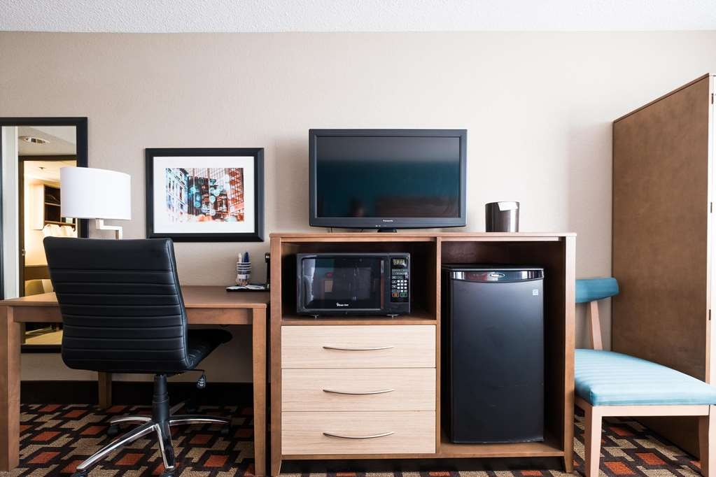 Best Western Plus Capitol Ridge - Other view of room amenities.