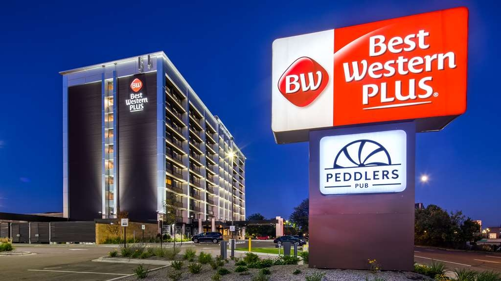 Best Western Plus Capitol Ridge - Vista Exterior