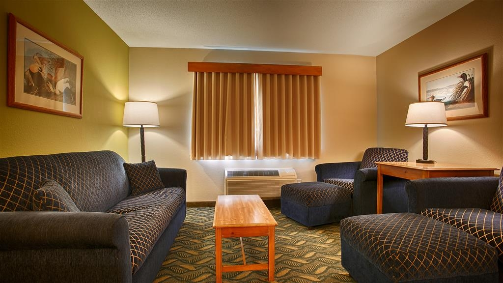 Best Western Rivertown Hotel & Suites - Suite