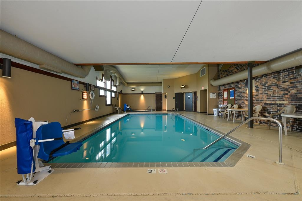 Best Western Bemidji - Poolbereich
