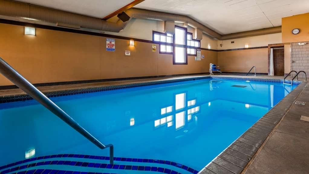 Best Western Bemidji - Vista de la piscina