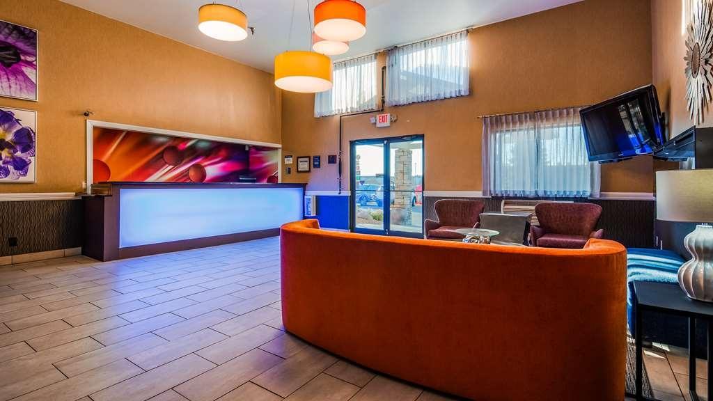 Best Western Eden Prairie Inn - Vue du lobby