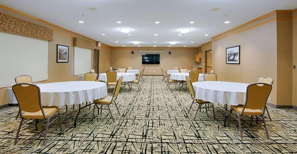 Best Western Chelsea Hotel - Sala de reuniones