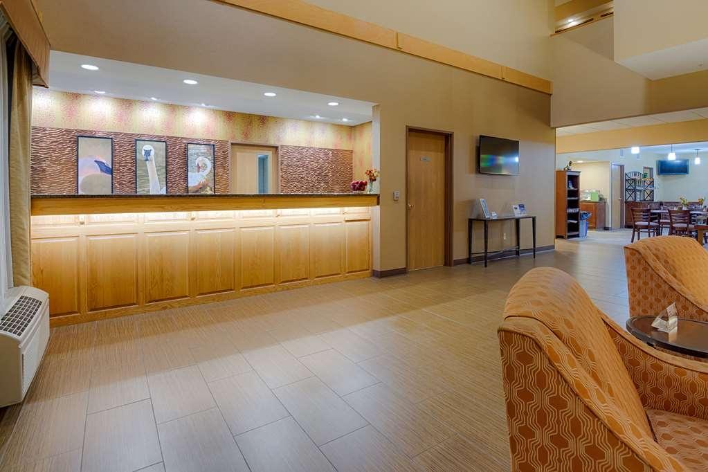 Best Western Chelsea Hotel - Vista del vestíbulo