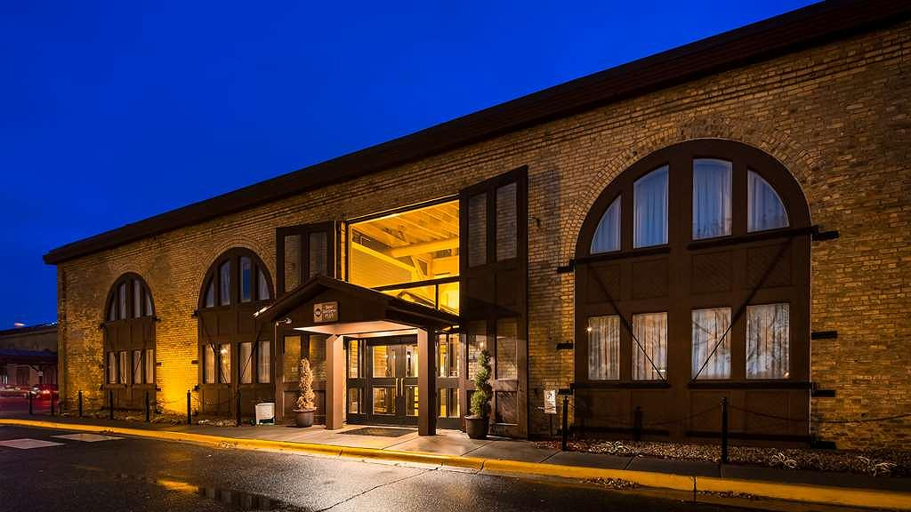 Best Western Plus Como Park Hotel - Façade