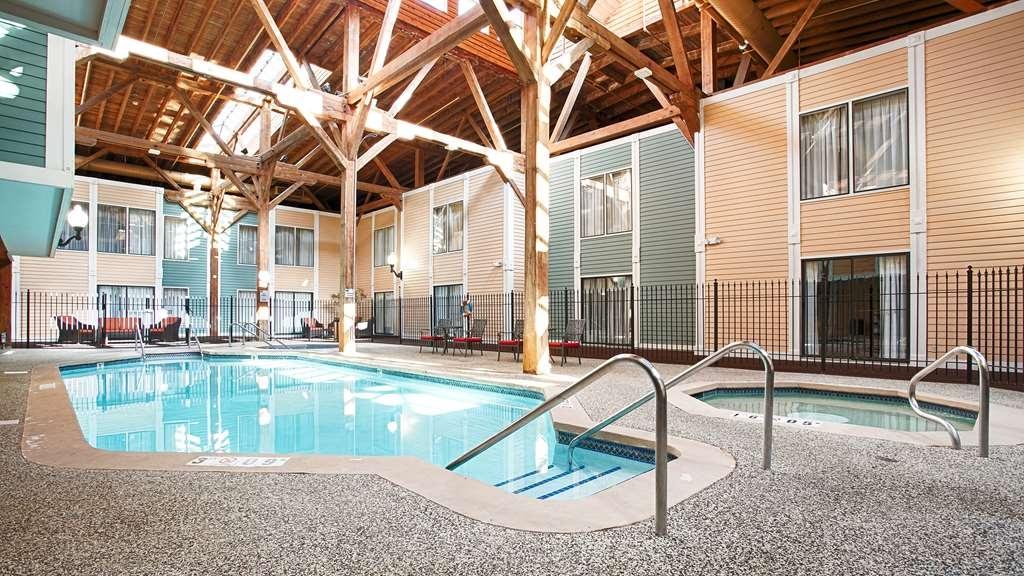 Best Western Plus Como Park Hotel - Vue de la piscine
