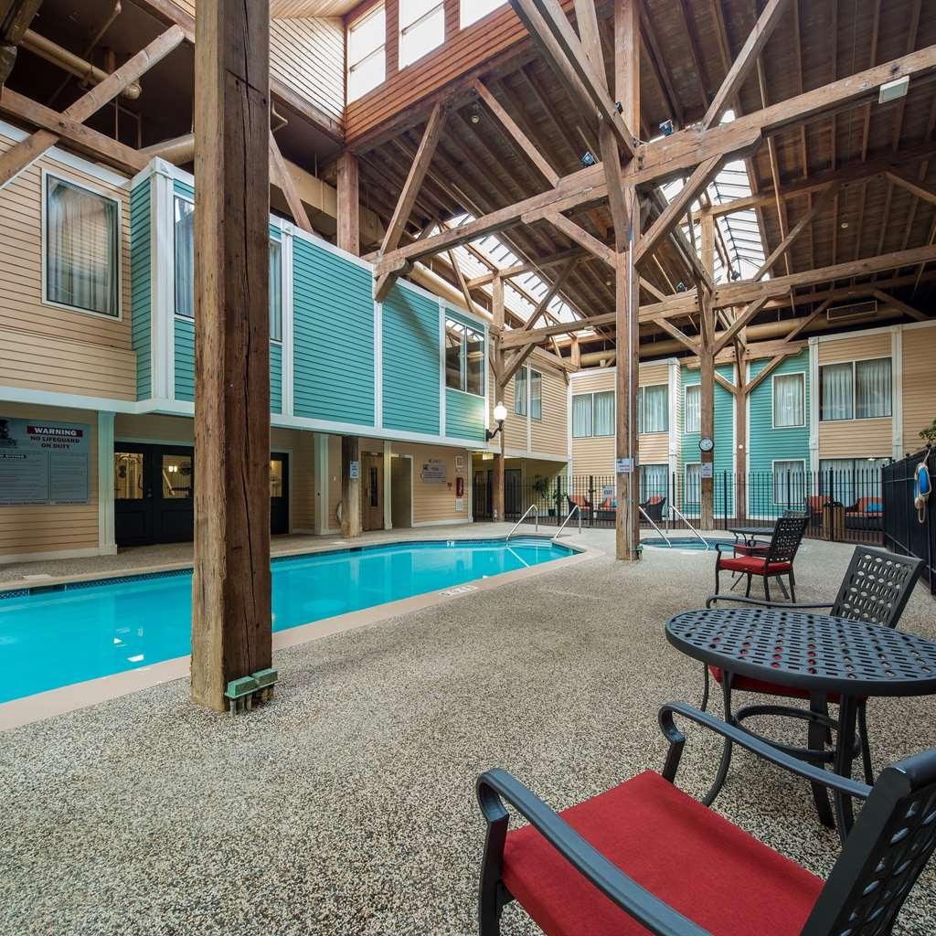 Best Western Plus Como Park Hotel - psicine couverte