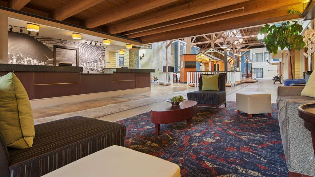 Best Western Plus Como Park Hotel - Hall