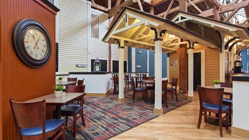 Best Western Plus Como Park Hotel - Restaurant / Etablissement gastronomique