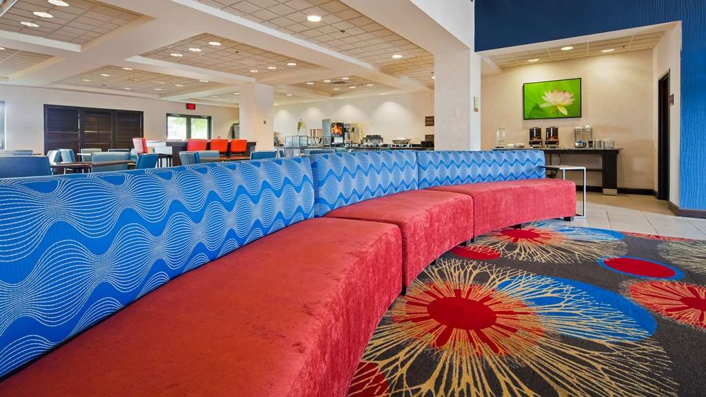 Best Western Regency Plaza Hotel - St. Paul East - Lobbyansicht