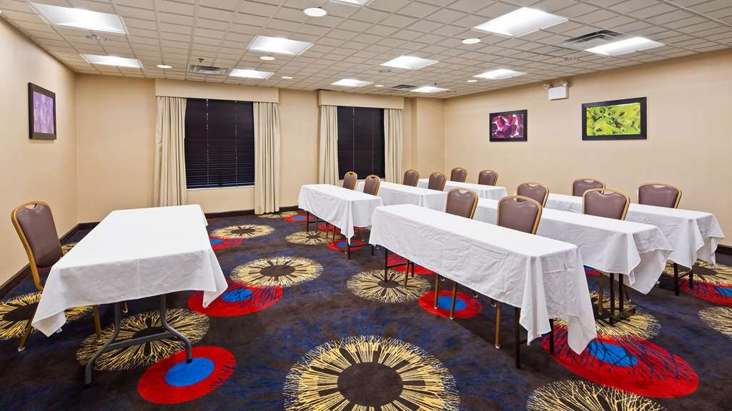 Best Western Regency Plaza Hotel - St. Paul East - Besprechungszimmer