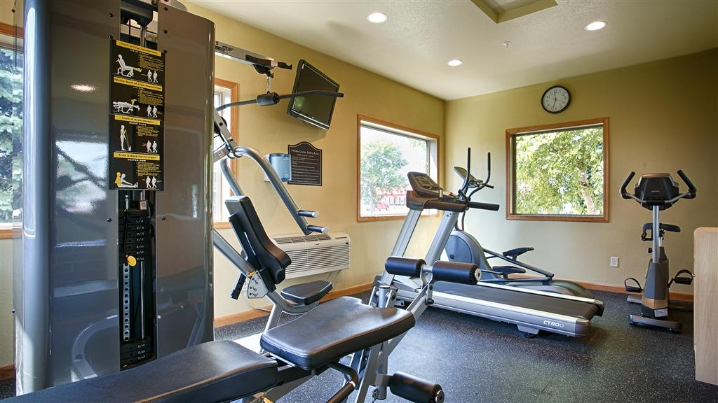 Best Western Alexandria Inn - Stay active in our fitness center with a variety of equipment.