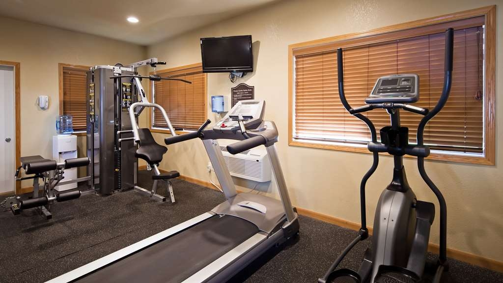Best Western Alexandria Inn - There is no need to take a break from your fitness routine when you stay with us.