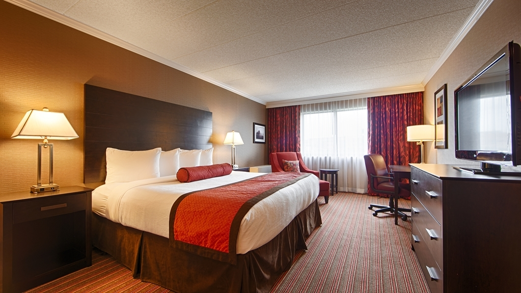 Best Western Premier Nicollet Inn - We have a variety of single bedrooms from standard to ADA mobility accessible.