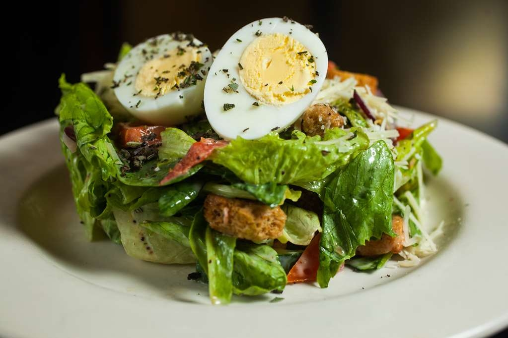 Best Western Premier Nicollet Inn - Our chopped salad features fresh ingredients including edamame, Gorgonzola cheese, herb grilled chicken and much more.