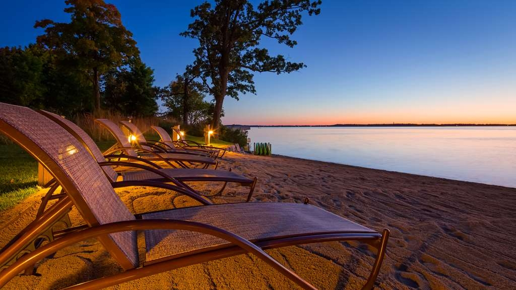 Best Western Premier The Lodge on Lake Detroit - eigen tum annehmlichkeit