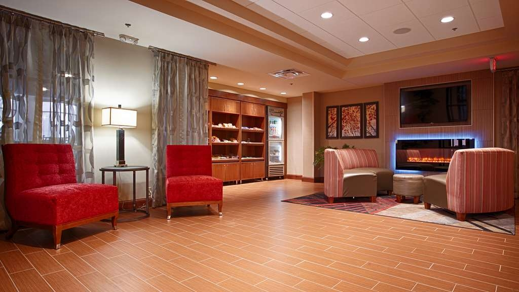 Best Western Plus Willmar - Vue du lobby