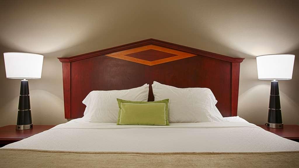Best Western Plus Willmar - Gästezimmer/ Unterkünfte