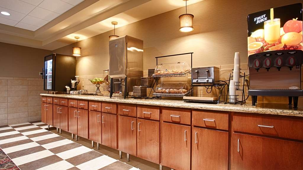 Best Western Plus Willmar - Enjoy our variety of breakfast items to fulfill your appetite.