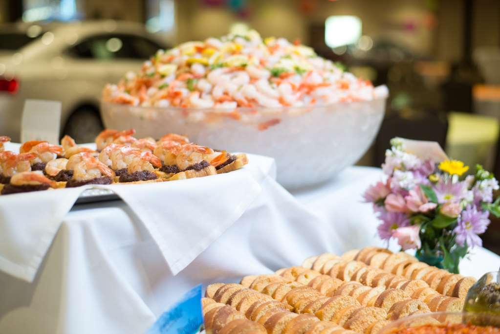 Best Western Plus Willmar - Our event catering will keep your guests happy and well fed!