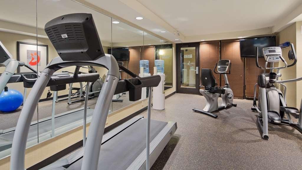 Best Western Plus Willmar - Fitnessstudio
