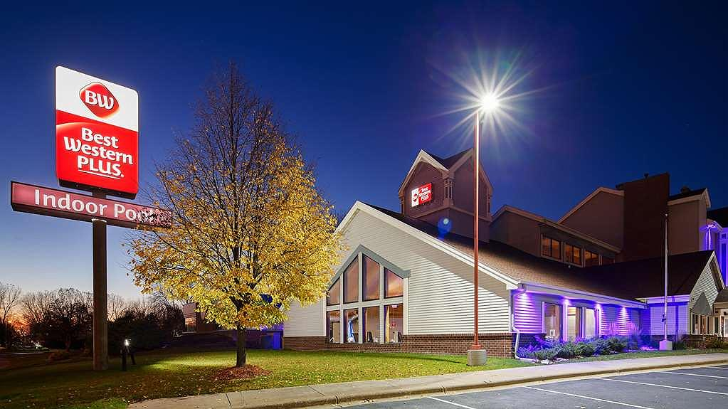 Best Western Plus Minneapolis-Northwest - Aussenansicht