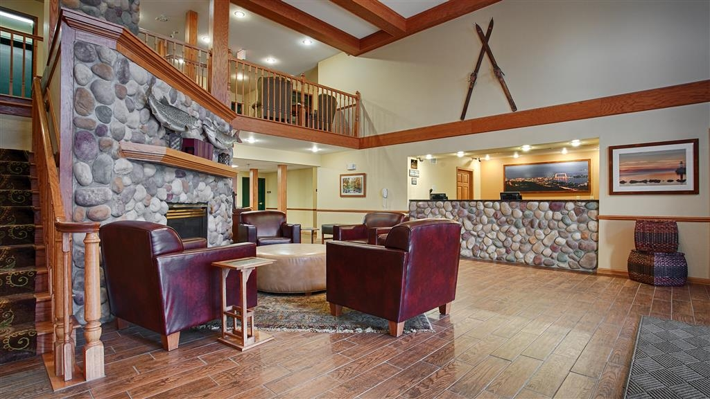 Best Western Plus Spirit Mountain Duluth - Lobbyansicht