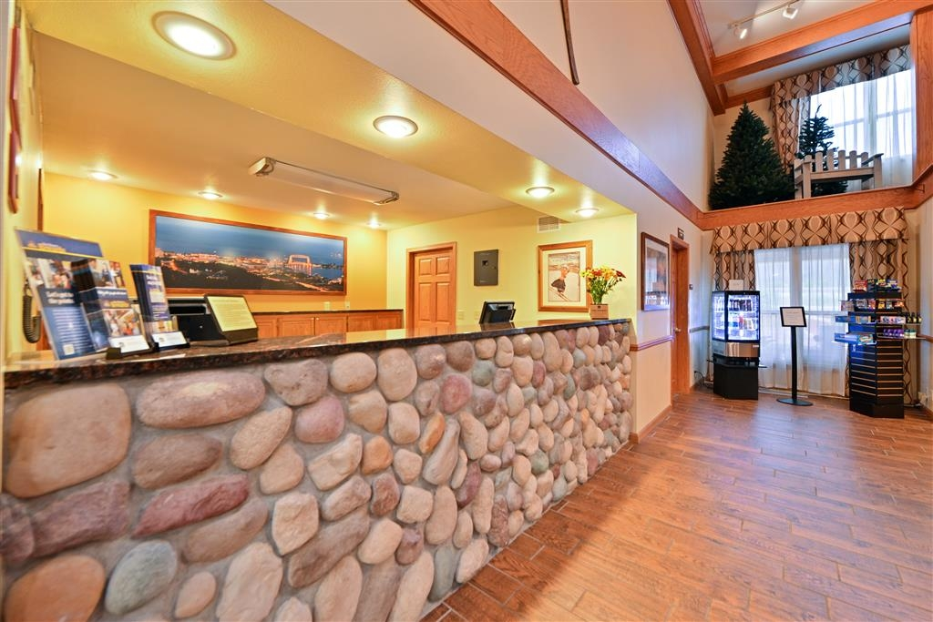 Best Western Plus Spirit Mountain Duluth - empfang
