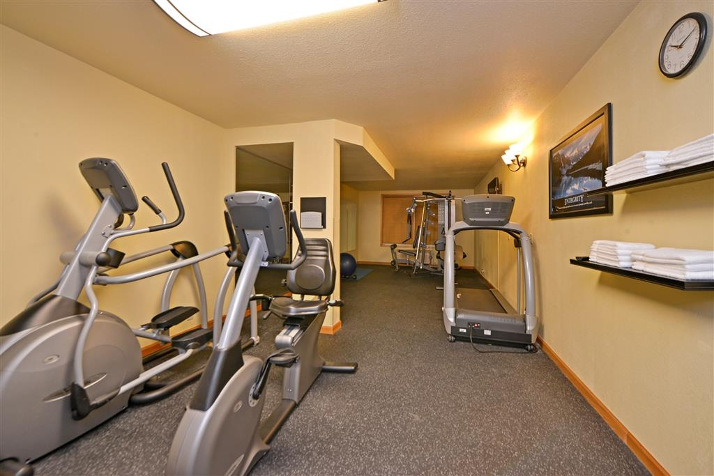 Best Western Plus Spirit Mountain Duluth - Fitnessstudio