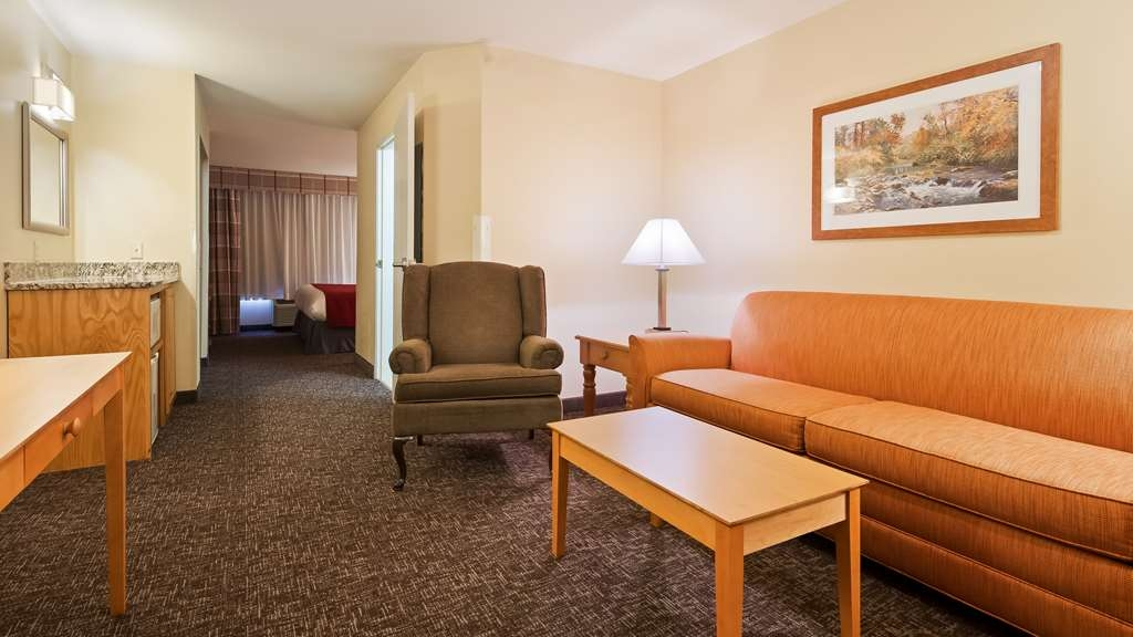 Best Western Plus Spirit Mountain Duluth - Suite