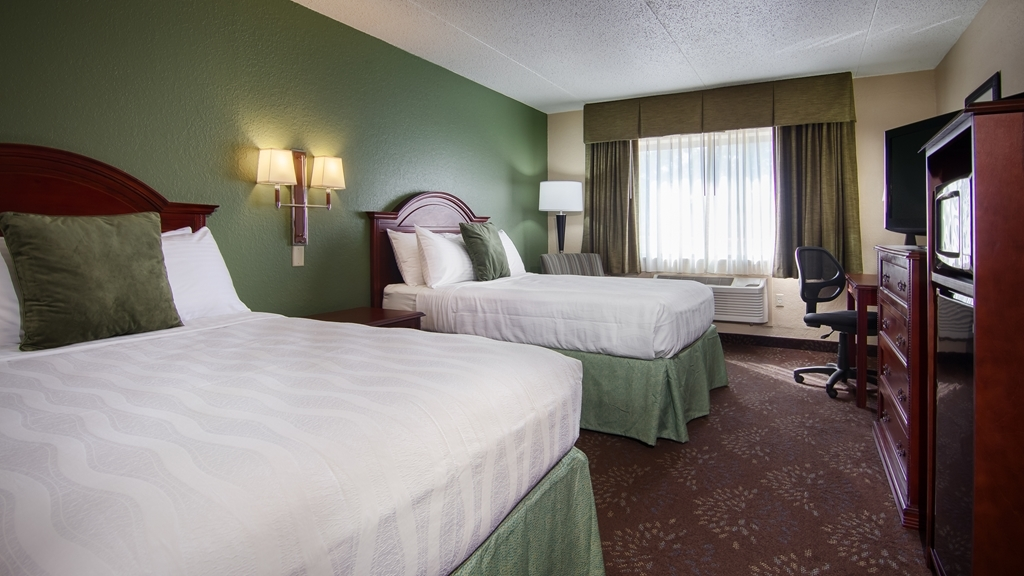 Best Western Plus New Ulm - Indulge yourself in our warm, welcoming and inviting guest rooms.