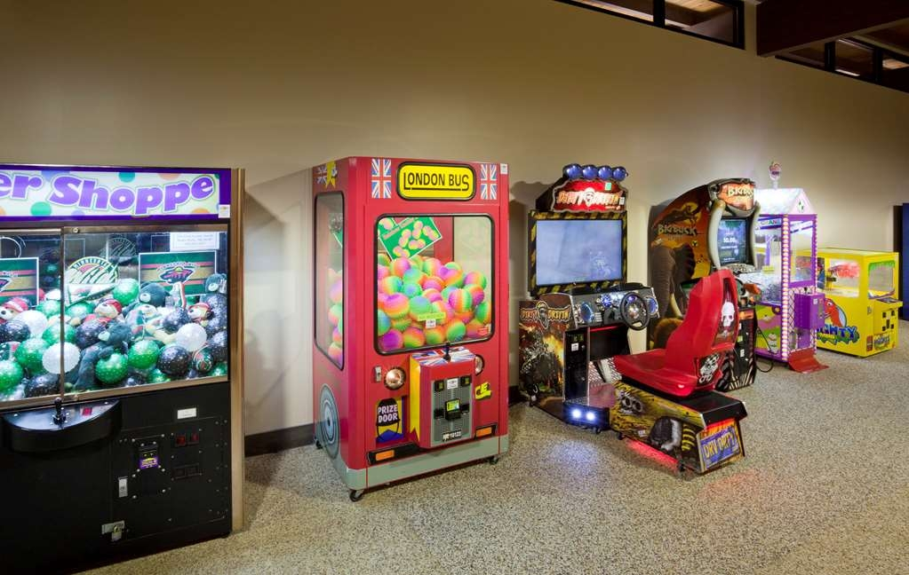Best Western Plus St. Paul North/Shoreview - Inside the indoor pool area, you'll find a fun video and toy arcade, come play with us!
