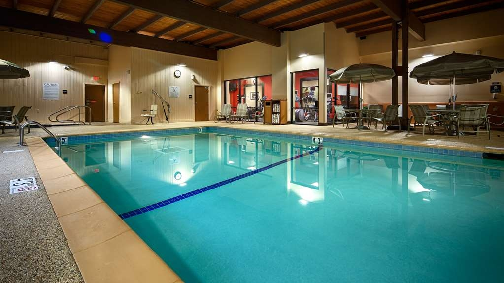 Best Western Plus St. Paul North/Shoreview - Piscina