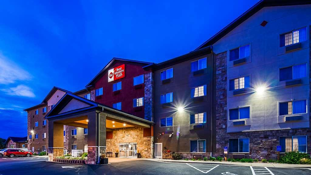 Best Western Plus Blaine at the National Sports Center - Exterior