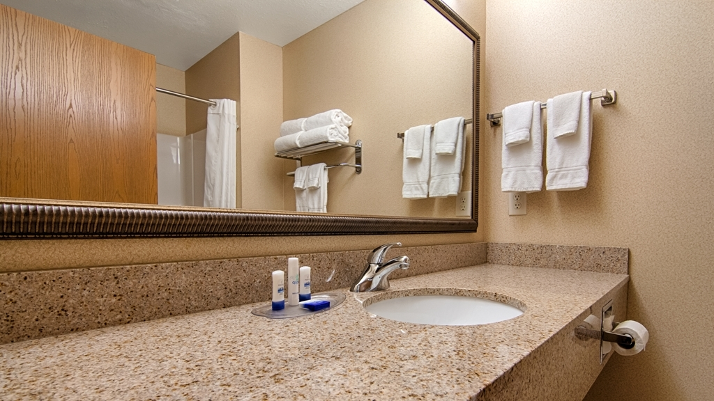 Best Western Plus Blaine at the National Sports Center - Bagno