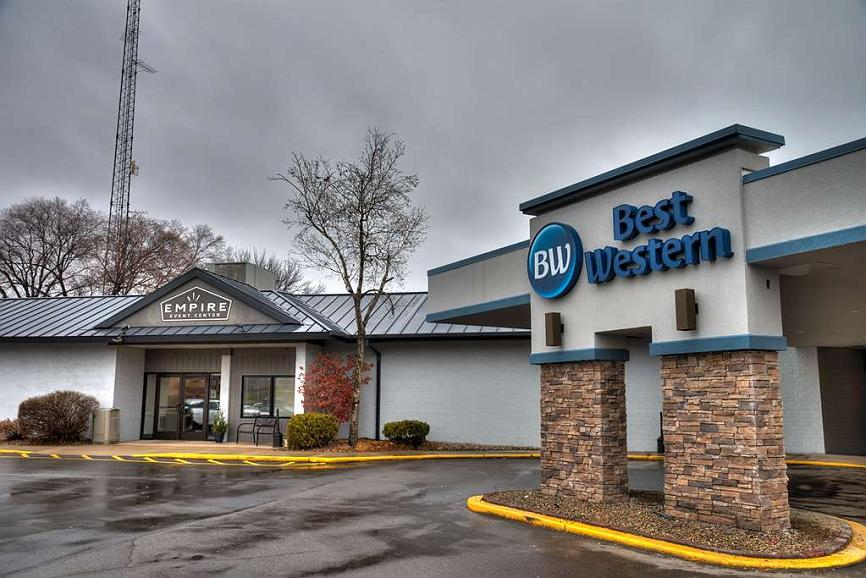 Best Western Rochester Hotel Mayo Clinic Area/St. Mary's - Aussenansicht