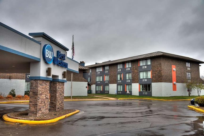 Best Western Rochester Hotel Mayo Clinic Area/St. Mary's - Vista exterior